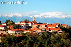 Кахетия - достопримечательности Грузии