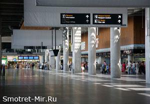 Аэропорт города Даламан