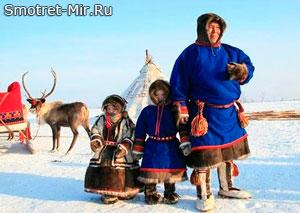 Ханты и манси - коренные народы Севера