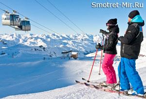Валь-Торанс - горнолыжный курорт