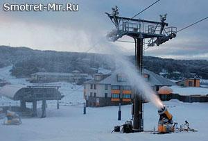 Перишер Блю - горнолыжный курорт