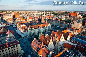 Вроцлав Польша