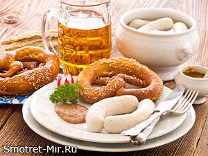 Еда в Мюнхене