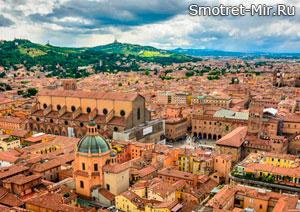 Что посмотреть в Болонье Италии?