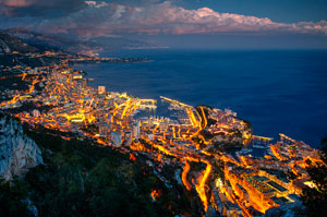 Монако интересные места