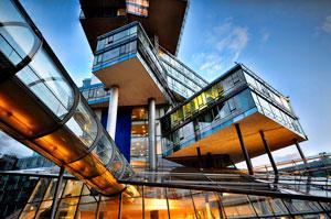 Современная архитектура Ганновера