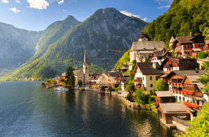 Гальштат - Австрия