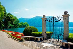 Достопримечательности города Лугано в Швейцарии