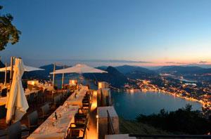Рестораны Лугано в Швейцарии